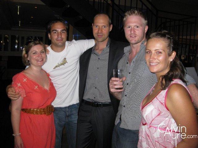 iGB_Downunder_Welcome_Drinks_Rene_Mate_Antoine_Tardif