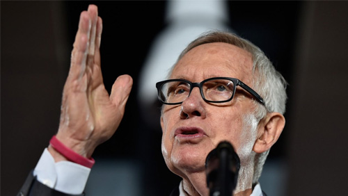 Time ticking away for Harry Reid's poker bill