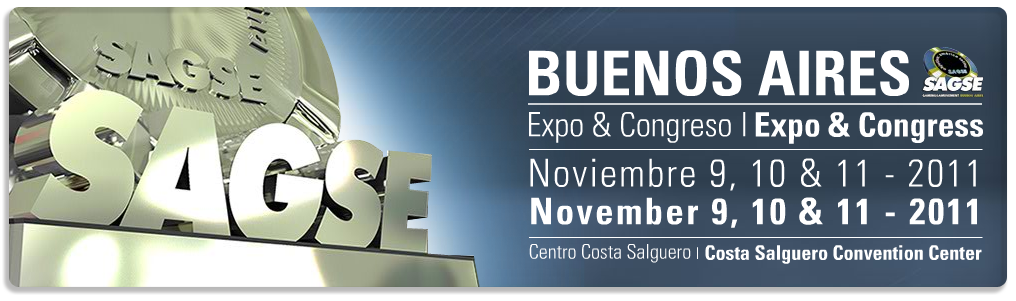 SAGSE Expo and Congress 2011 - Buenos Aires