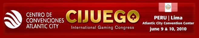 Cijuego International Gaming Congress