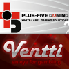 Plus-Five Gaming launches mobile Casino in Scandinavia with Ventti Games