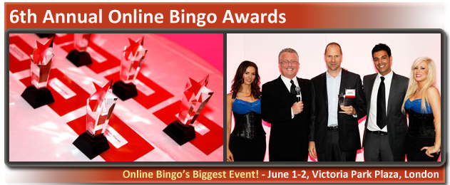6th Annual Online Bingo Awards   iGaming Conference Events