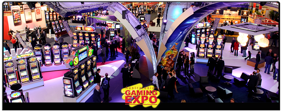 Australasian Gaming Expo - Gambling Conference