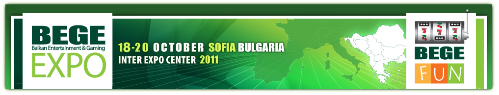 Balkan Entertainment & Gaming Expo Awards 2011