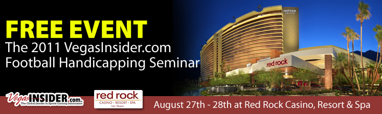 Vegasinsider.com Football Handicapping Seminar 2011