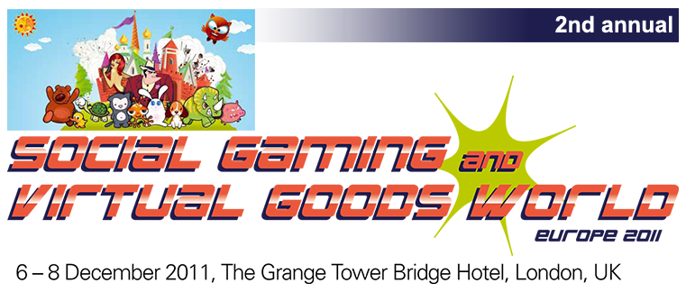 The 2nd Annual Social Gaming Virtual Goods World Conference 2011