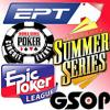EPT/GSOP Prague; WSOP-C AC; Bellagio Super High Roller; EPL honors Brunson