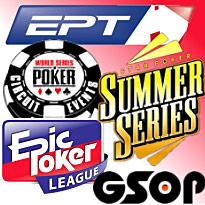 EPT-GSOP-WSOPC-EPL-Summer-Series