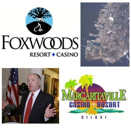 Foxwoods slots revenue
