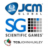 JCM Global change top management; Scientific Games to provide 3D lottery tickets; TCSJOHNHUXLEY gain two awards