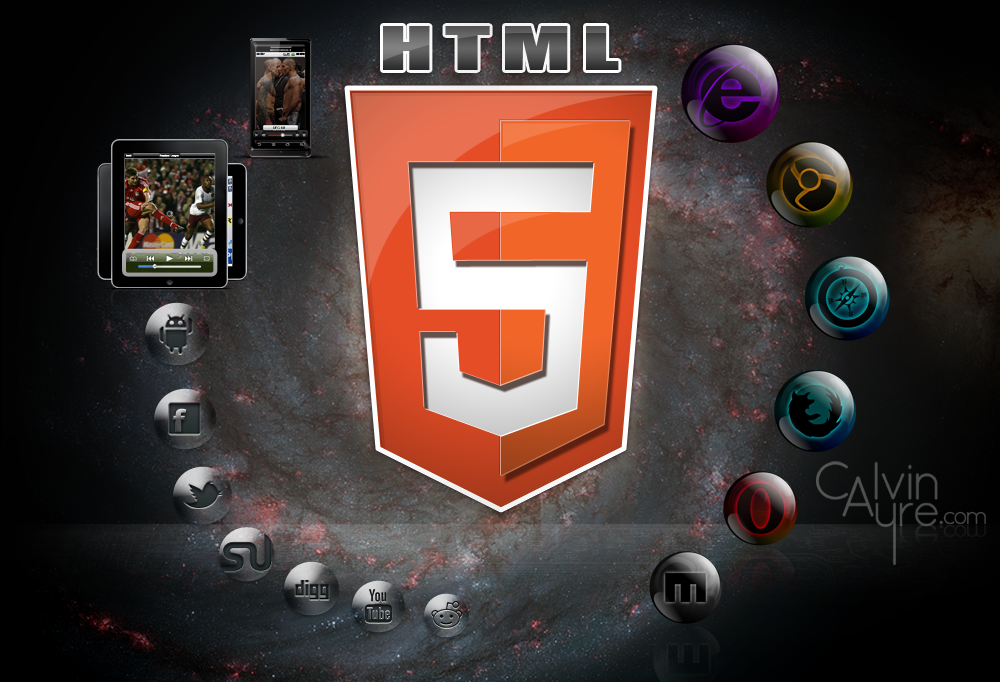Gaming news, The Impact of HTML5 to the Gambling Industry