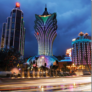 Hotel gambling industry