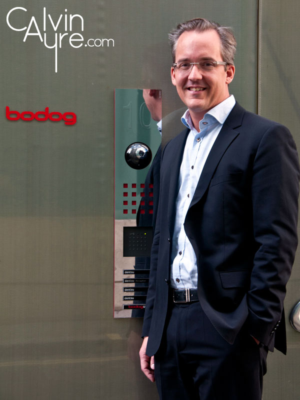 Jonas Odman, Bodog Network Vice-President