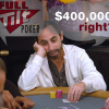 Barry Greenstein ready to pay up Full Tilt loans amounting to $400,000