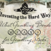 What Gambling Bonds Mean For Gambling Stocks