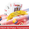 """The Great Gtech G2 Poker Tournament"" to launch at G2E, the first promotion of its kind"