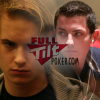 "Tom Dwan, Viktor ""Isildur1"" Blom sign with Full Tilt Poker"