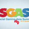 Social Gaming Asia Summit 2012 Summary