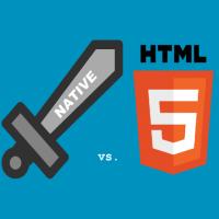 html5 v native apps