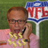 Larry King is on fire picking NFL spreads this year