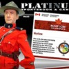 Canada seizes PlatinumSB.com domain
