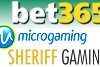 Bet365, Microgaming, Sheriff Gaming, Paddy Power making mobile moves