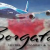 Borgata seeks to challenge fine on running unlicensed airline to Canada