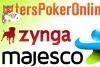 Majesco embrace online gambling; Amber embrace Hooters; Zynga kills OMGPOP