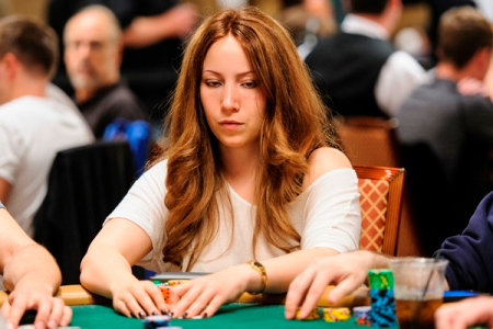 A Female Perspective of Poker: Melanie Weisner