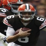 Sportsbooks' Week 4 push aided by the Brian Hoyer Express
