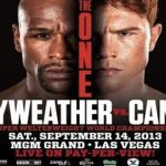 Mayweather vs Canelo Fight Odds