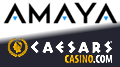 Amaya to supply casino content to Caesars' New Jersey online gambling site
