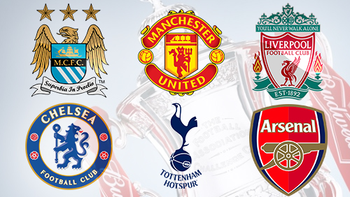 Bookmakers expecting 6 teams to challenge for 2013/14 Premier League title