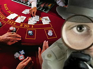 Casino game cheats regulation of gambling