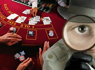 Casino game cheats regulation of gambling
