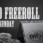 Full Flush Poker's $500 Sunday Freeroll – Building Bankrolls For Free