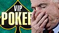 John McCain plays online poker, loses; iPoker skins go mobile; 888 ink JC Tran