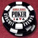 World Series of Poker Circuit Biloxi News; Caesars Mega Beat Progressive Jackpot Spills $727,700