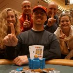 World Series of Poker Circuit Main Event: The Engineer Beats the Window Assembler as Brad Albrinck wins the $221,994 First Prize