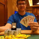 WSOP Circuit Cincinnati Update: Karakikov & Panzica Battle for Casino Championship and Gold For Robertson and Spears