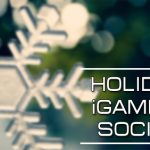 An invitation to the Holiday iGaming Social for iGaming industry professionals