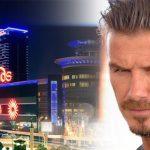 Las Vegas Sands signs cross-promotion deal with David Beckham