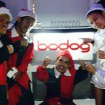 Bodog Celebrates the Season with a Santa's Workshop Staff Party