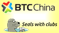 SealsWithClubs warning over password hack; China ramps up Bitcoin crackdown