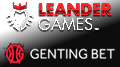 Genting Alderney launch sportsbook, FTP ink Leander Games; Bitcoin goes Vegas