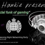 London conference week 2014 party preview