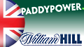 Paddy Power, William Hill squabble over FOBT and betting shop 'clustering'