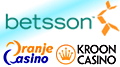 Betsson acquire Dutch-facing Oranje and Kroon online casino business