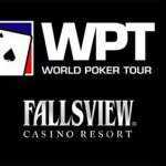Live Tournament Update: Jason James Leads Final 10 at WPT Fallsview
