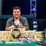 James Carroll Victorious at the World Poker Tour Bay 101 Shooting Star